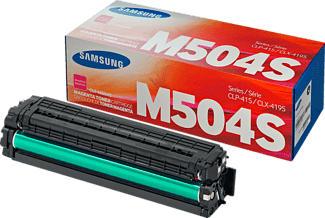 SAMSUNG CLT-M504S/ELS -  (Magenta)