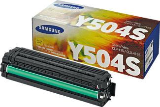 SAMSUNG CLT-Y504S -  (Gelb)