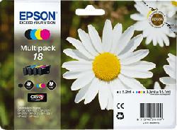 EPSON T180640 - Cartuccia ad inchiostro (Multicolore)
