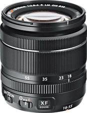 FUJIFILM FUJINON XF 18-55mm F2.8-4 R LM OIS - Obiettivo zoom