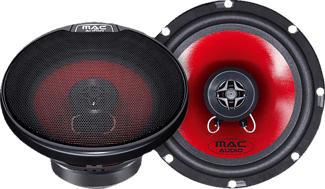 MAC-AUDIO APM Fire 16.2 - Altoparlante integrato (Nero)