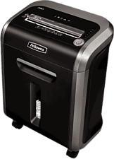 FELLOWES Powershred® 79Ci - Broyeur de documents (Noir)