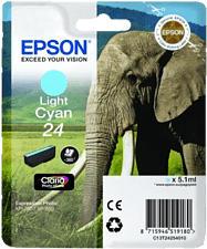 EPSON C13T24254010 - Cartuccia ad inchiostro (Ciano chiaro)