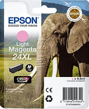 EPSON C13T24364010 - Cartouche originale (Light Magenta)
