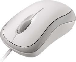 MICROSOFT Basic - Maus (Weiss)