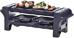 NOUVEL Raclette-Grill - Raclette (Metall/Schwarz)