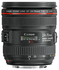 CANON EF 24-70mm f/4L IS USM - Obiettivo zoom