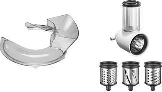 JUPITER Starter kit classic - Protecteur + Trancheur (Transparent/Argent)