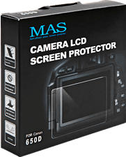 MAS ISARFOTO MAS650D - Vetro protettivo