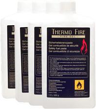 NOUVEL 310552 Thermo Fire - Sicherheitsbrennpaste (Weiss)