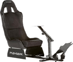 PLAYSEAT Evolution Alcantara - Gaming Stuhl (Schwarz)