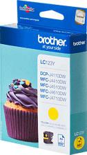 BROTHER LC123Y - Cartuccia ad inchiostro (Giallo)