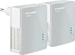 TP-LINK TL-PA4010 KIT - Powerline Adapter (Weiss)