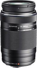 OLYMPUS M.Zuiko ED 75-300mm f/4.8-6.7 II - Zoomobjektiv