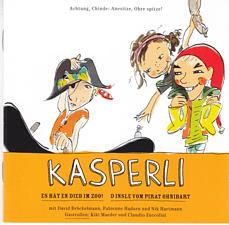KASPERLI IM ZOO&PIRAT OHNIBART  CD
