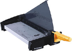 FELLOWES FUSION A4 - Machine de découpe guillotine (Graphite)