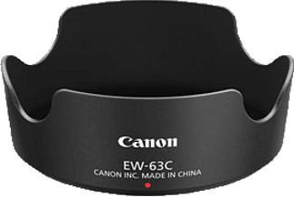 CANON EW-63C LENS HOOD - Gegenlichtblende (Schwarz)