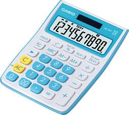 CASIO MS10VC-BU - Taschenrechner