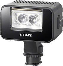 SONY HVL-LEIR1 - Kameraleuchte (Schwarz)