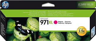HP 971XL -  (Magenta.)