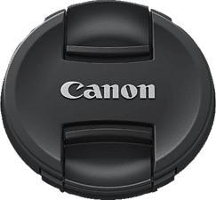 CANON E-77 II - Capuchon d'objectif (Noir)