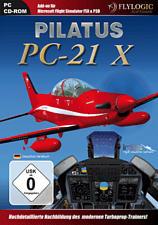 PC - Flight Simulator X: Pilatus PC-21 X /D