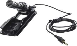 OLYMPUS ME-34 - Microfono zoom compatto (Nero)