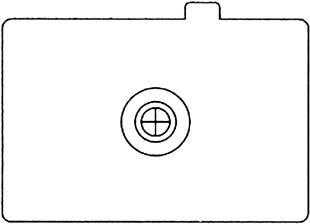 CANON EC-L - Mattscheibeneinsatz (Transparent)