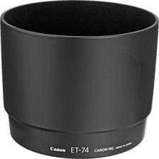 CANON ET-74 - Streulichtblende (Schwarz)