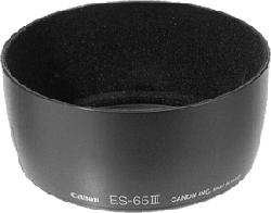CANON ES-65 III - Copriobiettivo (Nero)