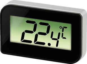XAVAX 111357 DIGITAL REFRIGERATOR/FREEZER THERMOMETER Kühl-/Gefrierschrankthermometer (Schwarz)