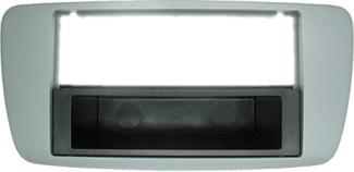 AIV Autoradio - Einbaublende (Grau)
