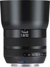 ZEISS Touit 1.8/32 E-Mount - Objectif