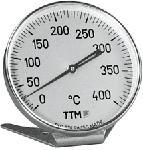 MediaMarkt TTM OFEN THERMOMETER INOX - Thermometer