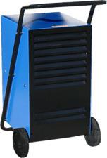 SONNENKOENIG SECCO FORTE 27 BLAU - Luftentfeuchter (Blau)