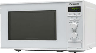 PANASONIC NN-S251WMWPG - Micro-ondes (Gris)