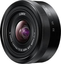 PANASONIC LUMIX G Vario 12-32mm F3.5-5.6 ASPH MEGA OIS - Obiettivo zoom