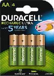 MediaMarkt DURACELL HR6/AA B4 STAYCHARGED AKKU 2400MAH - Wiederaufladbare Batterie (Grün/Kupfer)