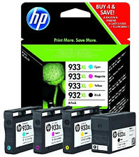 HP C2P42AE COMBOPACK 932XL/933XL CMYBK - Tintenpatrone (Mehrfarbig)