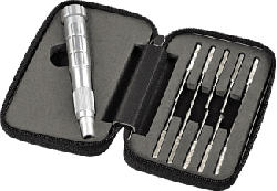 HAMA Jeu de tournevis universels, argenté - Kit d'outils (Argent)