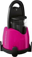 LAURASTAR Lift Plus Pinky Pop - Dampfbügelstation (Pink)