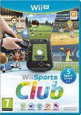 Wii U - Sports Club /D