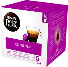 NESCAF? Dolce Gusto Espresso Magnum Pack - Capsules de café