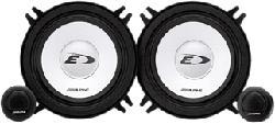 ALPINE SXE 1350 S - Haut-parleur de voiture (Noir)