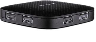TP-LINK UH400 - concentrateur USB (Noir)