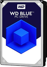 WESTERN DIGITAL Digital Blue - Disco rigido (HDD, 4 TB, Argento)