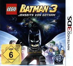 3DS - Lego Batman 3 /D
