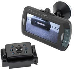CALIBER CAM401 - Caméra de récul (Noir)