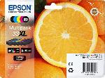 MediaMarkt EPSON 33XL CMYBK MC MIPACK - Tintenpatrone (Schwarz, gelb, cyan, magenta, photo schwarz)