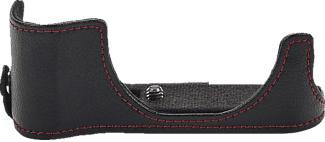 CANON Leather Bag - Tasche (Schwarz)